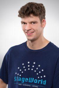 Marco Faller, Schauspiellehrer bei StageWorld in Nürnberg und Fürth