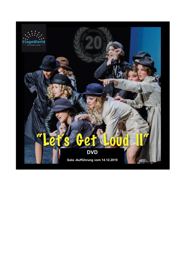 DVD Jubiläumsgala 14. Dezember 2020